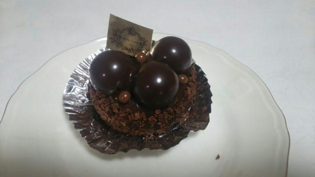 タルトレットショコラ
