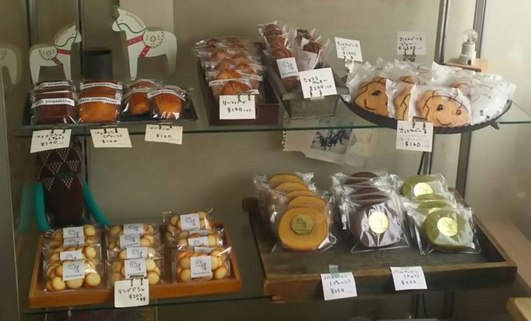 佐藤の焼き菓子
