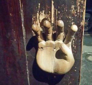 ラマイのドア