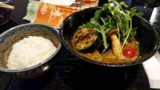 彩り野菜づくしのカレー
