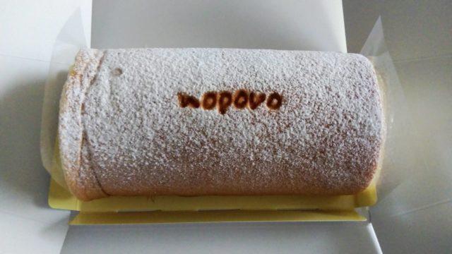 ロールケーキ1本