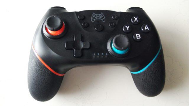 switchコントローラー