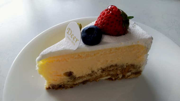 贅沢チーズケーキ