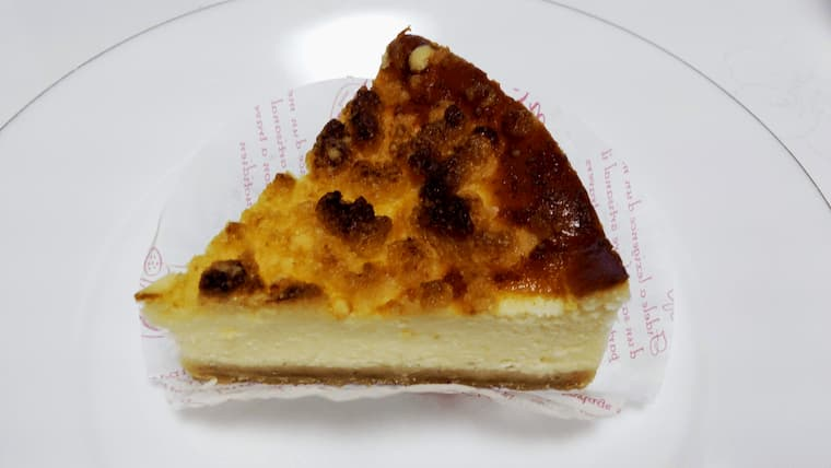 リコッタチーズケーキ