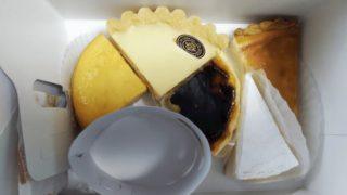 チーズケーキ5種類