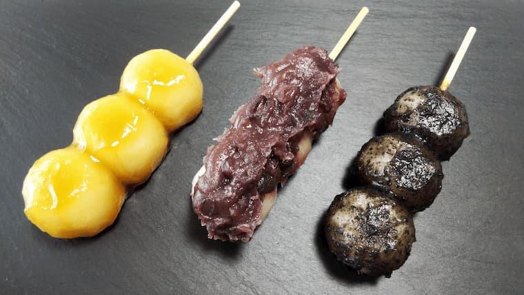 串団子3種