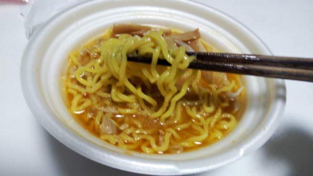 すみれ監修の麺