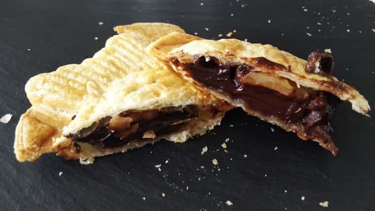 クルミチョコレートのパイ鯛