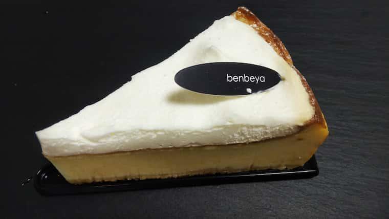 bBチーズケーキ