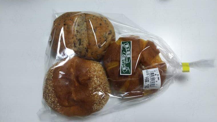 奥土農場のお楽しみパン